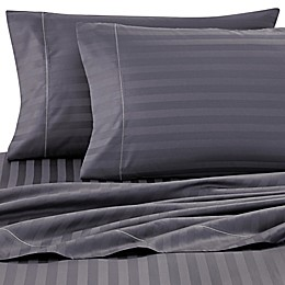 Wamsutta® Damask Stripe 500-Thread-Count Pima Pillowcases (Set of 2)