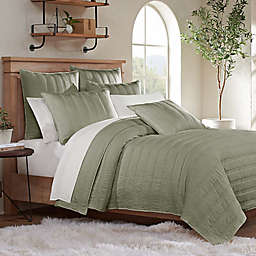 UGG® Surfwashed Twin Quilt in Eucalyptus