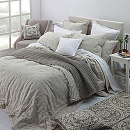 Laundered Linen Bedding Collection