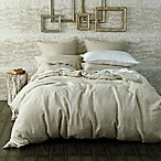 Laundered Linen King/California King Duvet Cover Set in Natural