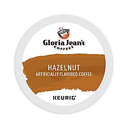 Keurig® K-Cup® Pods 18-Count Gloria Jean's® Hazelnut Coffee
