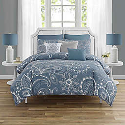 denim comforter | Bed Bath & Beyond