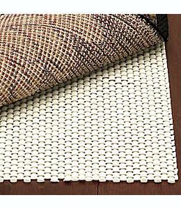 Base para tapete de PVC Mohawk Home antideslizante, 2.23 x 2.89 m color crema