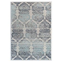 Rugs America City Dweller Area Rug in Grey