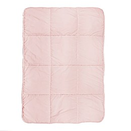 Tadpoles™ Quilted Twin Comforter in Pink