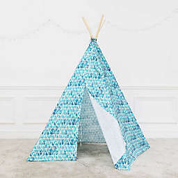 Marmalade™ Triangle Teepee Play Tent in Blue