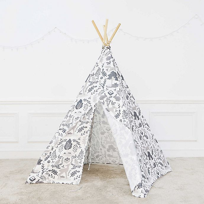 Alternate image 1 for Marmalade™ Woodland Teepee in White