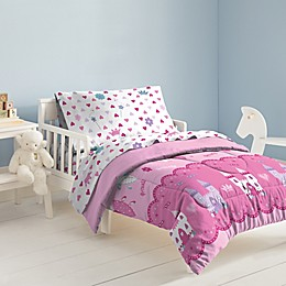 Magical Princess 5-Piece Twin XL Comforter Set