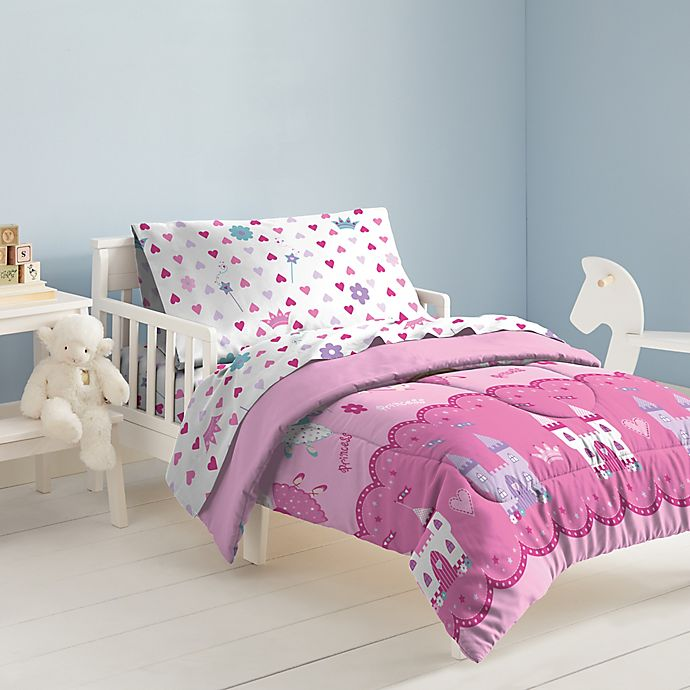 Alternate image 1 for Magical Princess 5-Piece Twin XL Comforter Set