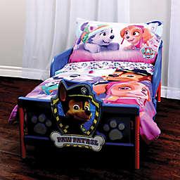 Nickelodeon™ PAW Patrol Girl 3-Piece Toddler Comforter Set in Pink