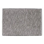 Casual Twist Rib Placemats in Grey (Set of 4)