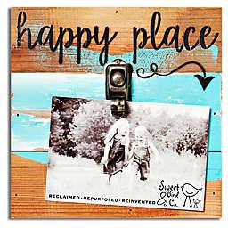 Sweet Bird & Co. Happy Place Clip Frame in Seafoam