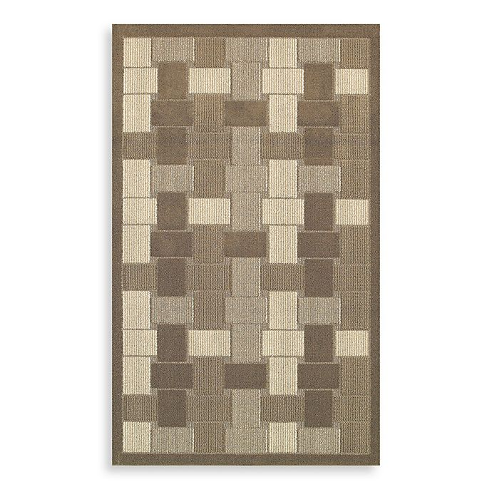 Bed Bath And Beyond Area Rugs Roselawnlutheran Earth Tone: Mohawk Home® Ali's Way Earth Pearl Tufted Rug