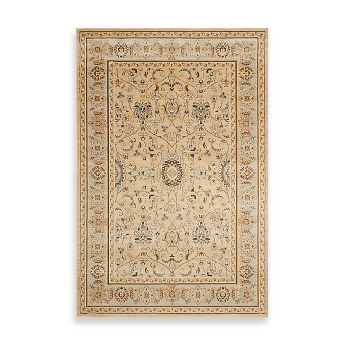 Alternate image 1 for Safavieh Florenteen-Forsythia Floor Rug in Ivory/Grey