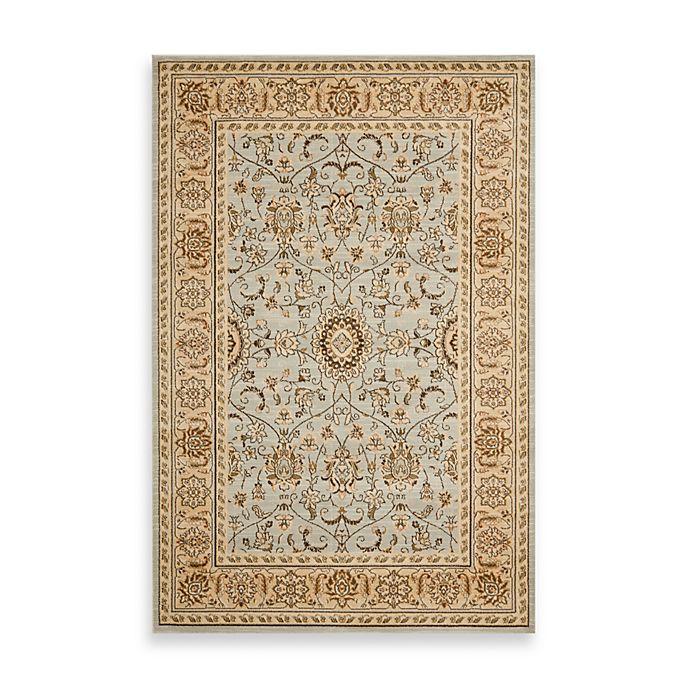Alternate image 1 for Safavieh Florenteen-Forsythia Floor Rug in Grey/Ivory