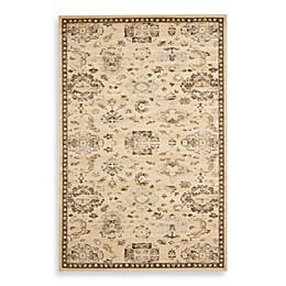 Safavieh Florenteen-Jonquil Floor Rug in Ivory/Brown
