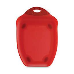 Dexas® 13-Inch Jelli® Chop & Scoop® Cutting Board in Red