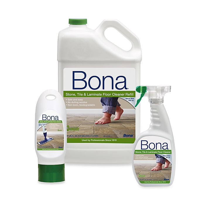 Bona Stone Tile Laminate Floor Cleaners Bed Bath Beyond