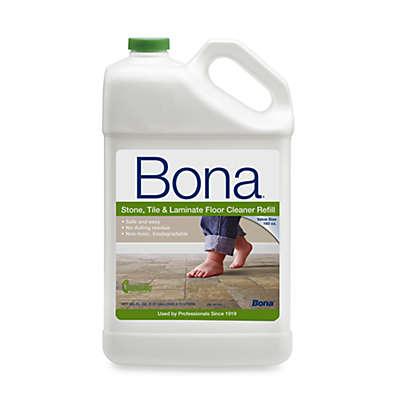 Bona® 160-Ounce StoneTile & Laminate Floor Cleaner Refill