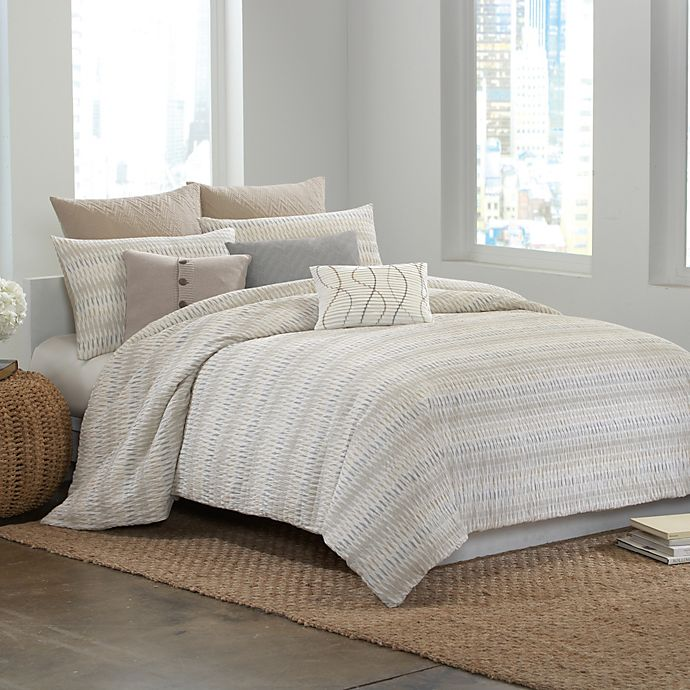 Alternate image 1 for DKNY Drift Duvet Cover