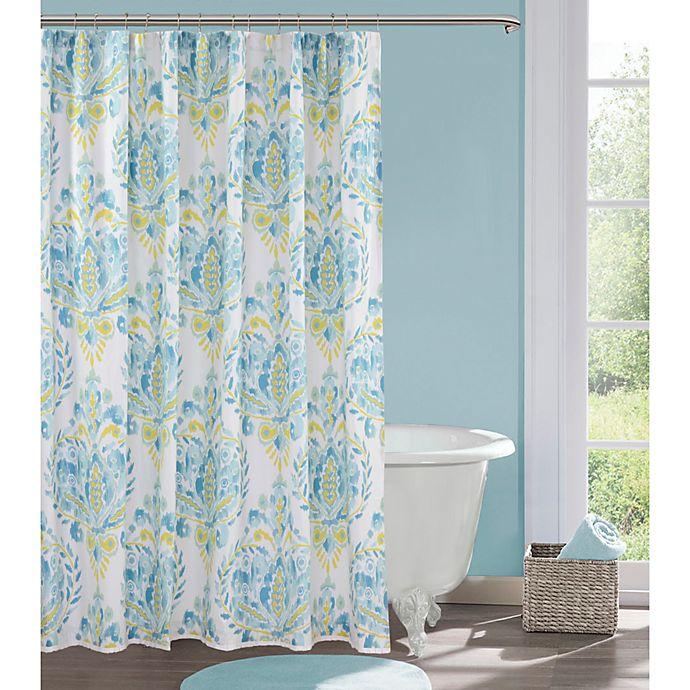 Alternate image 1 for Dena Home Breeze Shower Curtain