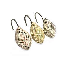 Croscill® Mosaic Leaves Shower Curtain Hooks