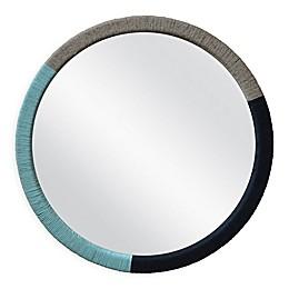 Marmalade Jute Round Wall Mirror