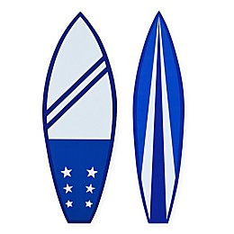 Marmalade™ Surf Board Wall Sculptures (Set of 2)