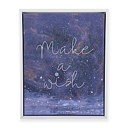 Marmalade™ Night Magic I 16-Inch x 20-Inch Framed Canvas Wall Art