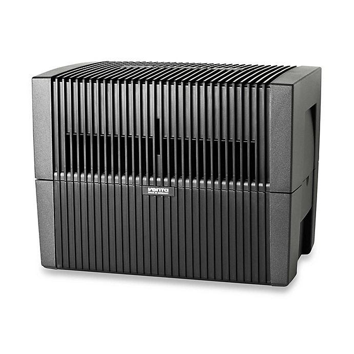 Alternate image 1 for Venta® Airwasher LW45 2-in-1 Humidifier and Air Purifier in Grey