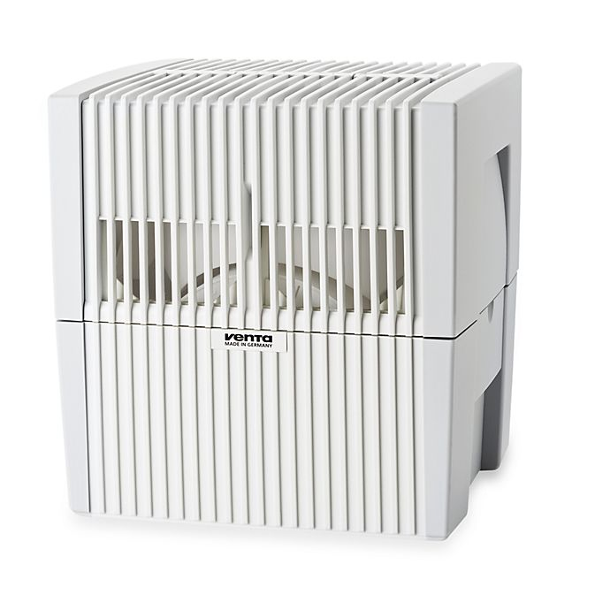 Alternate image 1 for Venta® Airwasher LW25 2-in-1 Humidifier and Air Purifier in White