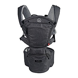 MiaMily Hipster™ Smart 3D Baby Carrier in Grey