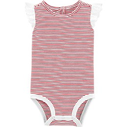 OshKosh B'gosh® Eyelet Bodysuit in Red