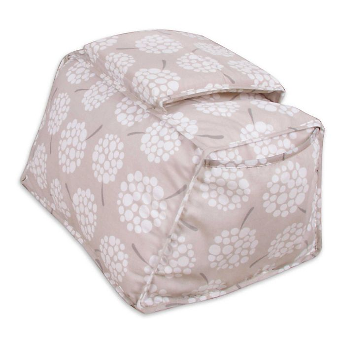 Alternate image 1 for Leachco® Puff Cuff Nursing Pillow in Dandelion Taupe