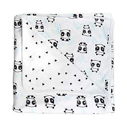 Mac & Moon Panda Blanket
