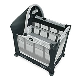 Graco® Travel Lite® Crib Playard with Stages in Drew Black