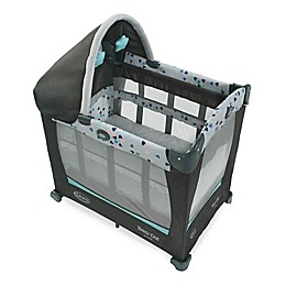 Graco® Lauren Travel Lite® Portable Crib with Stages