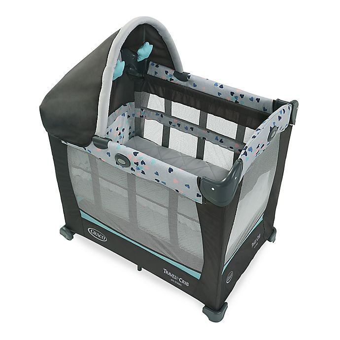 Graco® Lauren Travel Lite® Portable Crib with Stages | buybuy BABY