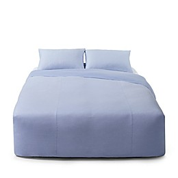 Calvin Klein® Ray Duvet Cover in Grey