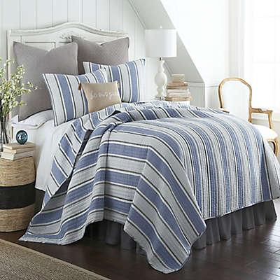 Levtex Home Cocomo Stripe Quilt Set