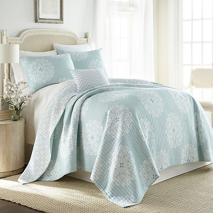 Alternate image 1 for Levtex Home Liam 4-Piece Reversible Quilt Set