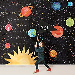 WallPops!® Out of this World Peel and Stick Wall Mural