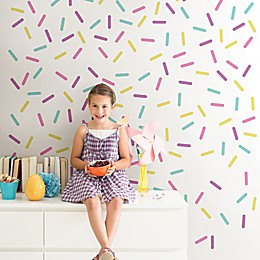WallPops!® Sprinkles MiniPops Peel and Stick Wall Decals