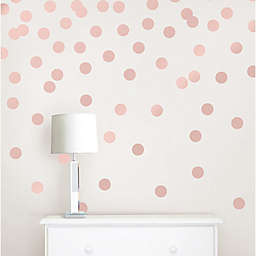 WallPops!® Confetti Dots Peel and Stick Wall Decals
