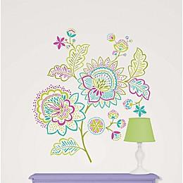 Wallpops!™ Delila Flowers Vinyl Wall Decals