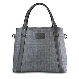 Silver Cross Coast Tote Diaper Bag in Limestone