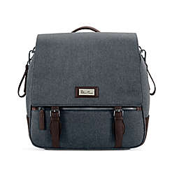 Silver Cross Wave Diaper Backpack in Slate