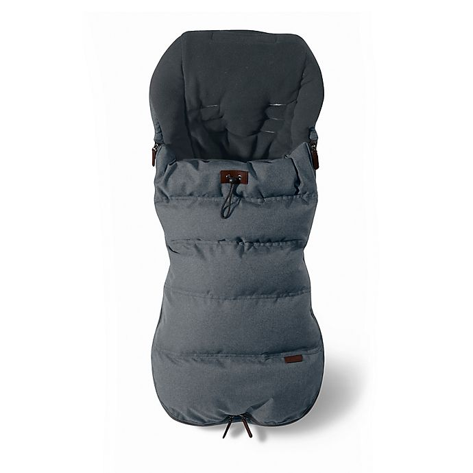 Alternate image 1 for Silver Cross Wave Foot Muff