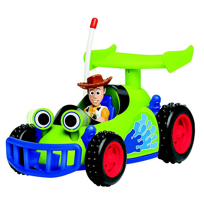 Alternate image 1 for Fisher-Price® Disney® Imaginenext Toy Story Woody and Remote Control Car