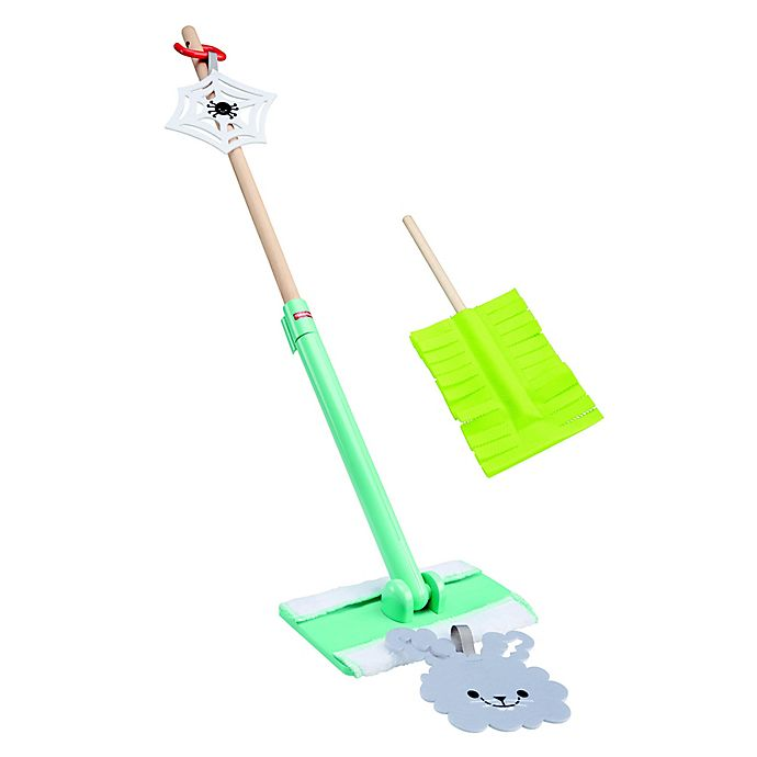 Alternate image 1 for Fisher-Price® 5-Piece Toddler Clean-Up and Dust Set